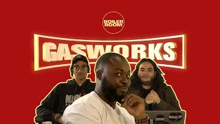 Biskit Discusses Touching His Mum's Bum, Fraud & Doing Porn | GASWORKS