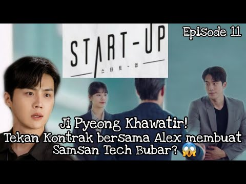 Review Drama Start-Up Episode 11 Sub Indo | ALUR CERITA DRAMA START-UP