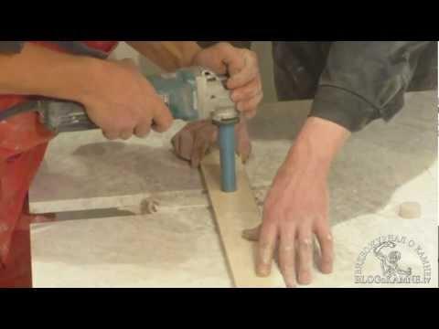 Как просверлить мрамор
