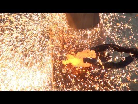 Wootz Ep 4: Making Wootz Steel