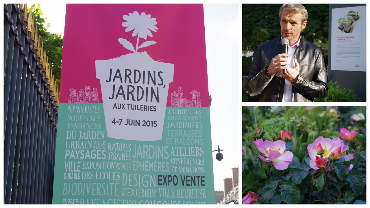 D couverte n 4 expo jardin jardin aux tuileries paris for Expo jardin paris