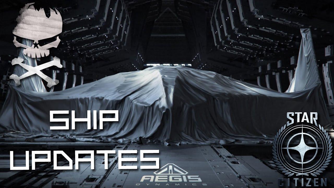 Download Star Citizen : Ship Updates Aegis Eclipse revealed... well sorta 05-12-2017