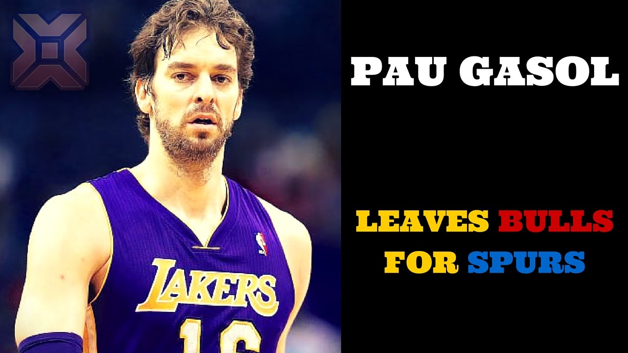 Report: Pau Gasol declining player option with Spurs, which could open door for Chris Paul