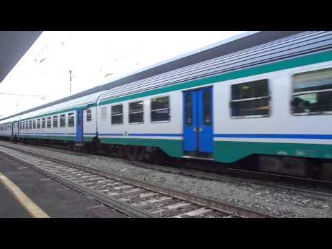 Treno regionale 10160 savona torino porta nuova youtube - Orari treni porta nuova torino ...