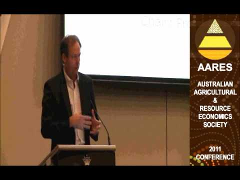 AARES 2011 Official Opening by Richard Bolt - Part 2 of 3