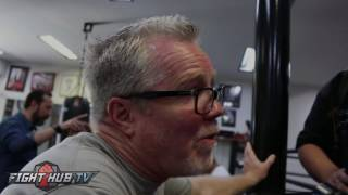 Freddie Roach says Lomachenko best fighter P4P; Talks crazy sparring between Pacquiao & Porter