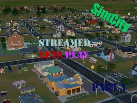 Building Up MineCast Live Region SImCity (2013) - Part 3