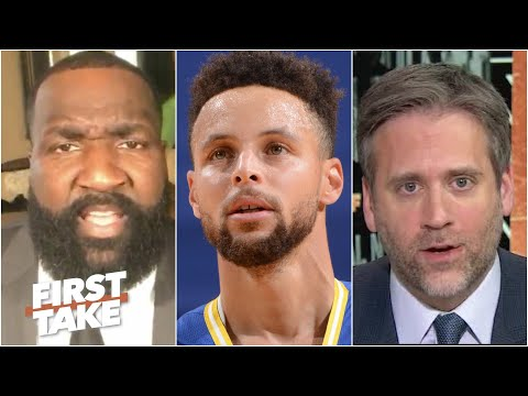 Where does Stephen Curry rank in the MVP race? Max and Kendrick Perkins debate   First Take