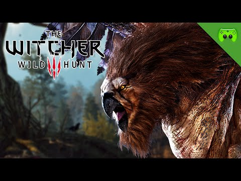 GERALT VS. GREIF - The Witcher 3 # 7 «» Let's Play The Witcher 3 | HD