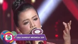 """Penuh Penjiwaan!! Selly-Banten """"GOYAH"""" Raih Dukungan Semua Panel Provinsi & Juri - LIDA 2019"""