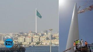 Download Video Lebih Tinggi Dari Gedung, Inilah 7 Tiang Bendera Paling Tinggi Di Dunia ! MP3 3GP MP4