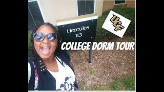 COLLEGE DORM TOUR 2019|UCF SOPHOMORE YEAR