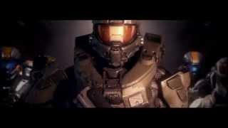 Halo 4 | Linkin Park-Castle Of Glass | Music Movie Video - HD