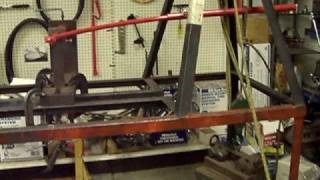 Torque Testing HD Truck Wrench to 600 Ft/Lbs