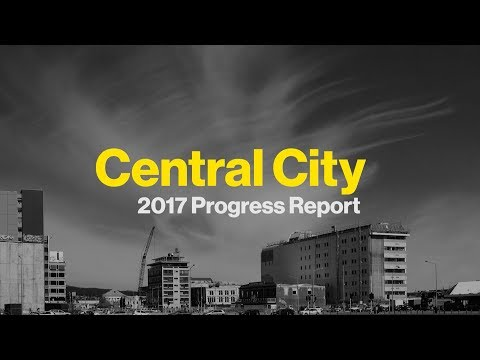 Central City - 2017 Progress Report