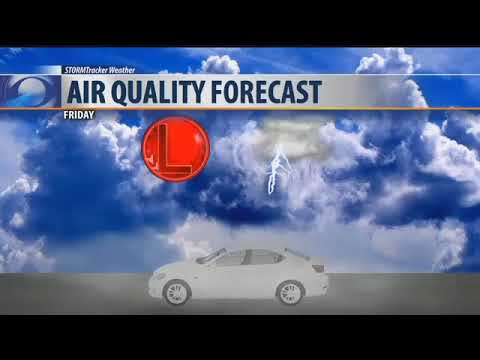 Morning ON DEMAND Weather: 9.5.17