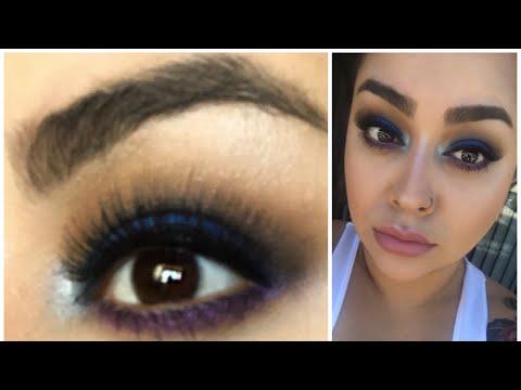 Easter Makeup - Dark Makeup tutorial thumbnail
