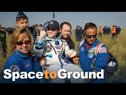 Space to Ground: Back on Terra Firma: 06/28/2019