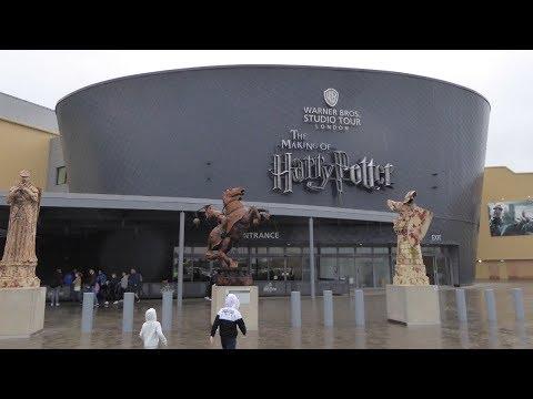 Harry Potter Studio Tour London | FULL EXPERIENCE | Warner Bros. Studio Tour