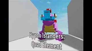 Hypno Islanders en Roblox: Quad Element