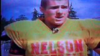 2009 Will Finch QB Nelson Varsity Lords- Interview with Cogeco TV