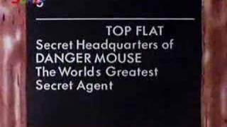 Danger Mouse (Deutsch) - Folge 5- Das Wesen vom Mars (Teil 1