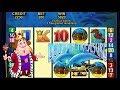 HUGE WIN 💰 Dolphin Treasure 🐬 POKIES 🎰 Slot Machine Aristocrat Casino FREE SPINS Retriggered $20