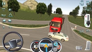 Euro Truck Driver 2018 #3 - Fun Truck Simulator Android GamePlay FHD