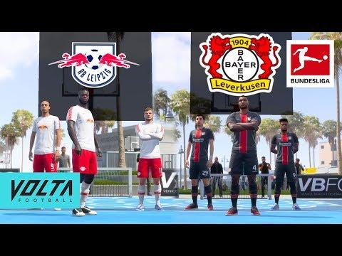 FIFA 20 VOLTA EA Sports - RB Leipzig vs. Bayer Leverkusen