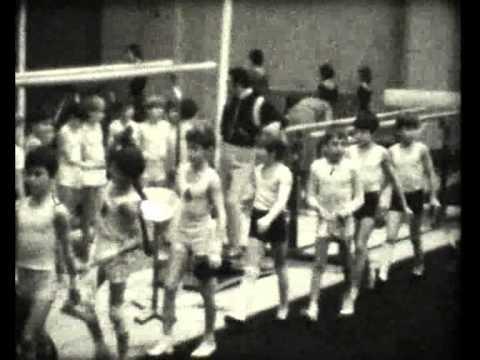 видео: Спортивная гимнастика-Одесса-Авангард-Соревнования-1977-1979г.г.