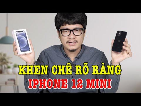 Đánh giá chi tiết iPhone 12 Mini : Lựa chọn chính xác của mình