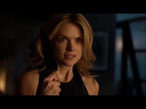 Gotham Barbara tries to kill Lee