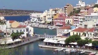 Отдых на Крите. Агиос Николаос(Агиос Николаос - очень симпатичный городок, расположенный на востоке острова Крит. Этот видео-сюжет самарс..., 2016-04-11T16:52:06.000Z)