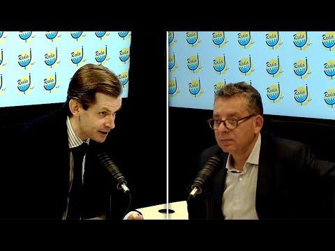 Guillaume Larrivé sur Radio J #01 FORUM RADIO J