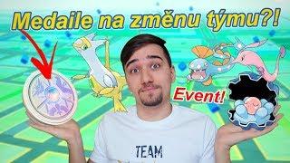 Pokémon GO   Medaile?! Clamperl Event a Shiny Latias!   Jakub Destro