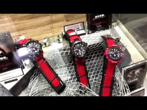 Trip to G-Shock Store in Tokyo | Ginza