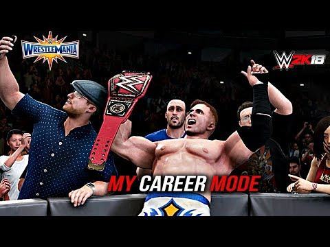 "WWE 2K18 My Career Mode END - WRESTLEMANIA 33 ""Career On The Line"" ft. The Rock, Triple H, Vince"