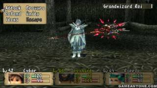Brave Story: New Traveler - [PSP - HD] - Part 49: Chapter 9: What Matters Most 7/7: Grandwizard Rei