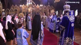 Престольный праздник Старого Собора | Сан-Франциско(Престольный праздник Радосте-Скорбященского собора (