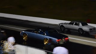 Boostdoctor VS KutDaCheck Racing - Box Chevy Grudge Racing #StreetKingsMagazine