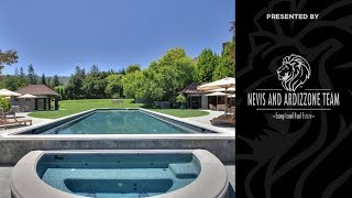 Winterbourne.com Luxury Estate Tour | Monte Sereno Homes for Sale | Michael Nevis & Jeff Atwood