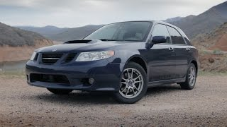 Saab 9-2x - Fast Blast Review - Everyday Driver