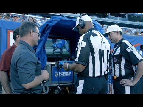 Will Technology Replace NFL Officials? | NFL Next