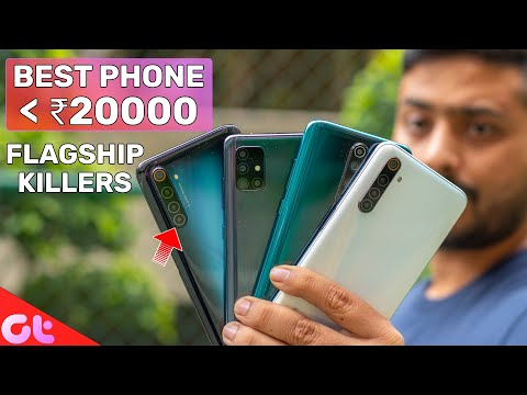 TOP 6 BEST PHONES UNDER 20000 In March 2020  | Sabse Latest | GT Hindi