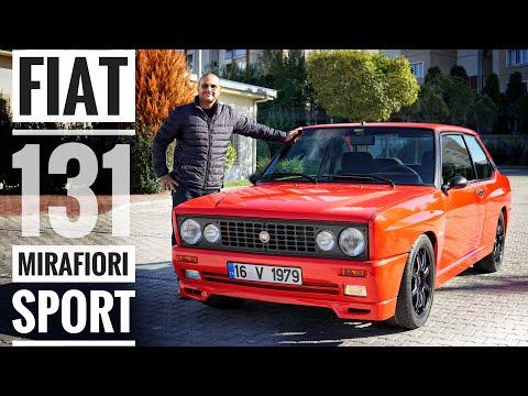 Fiat 131 Mirafiori Sport (Racing); Coupe Kasa 131 Inceliyoruz...