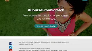 Course From Scratch - Review ( Danielle Leslie's Course)