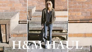 H&M HAUL AND TRY ON | Shopping New Season 2019