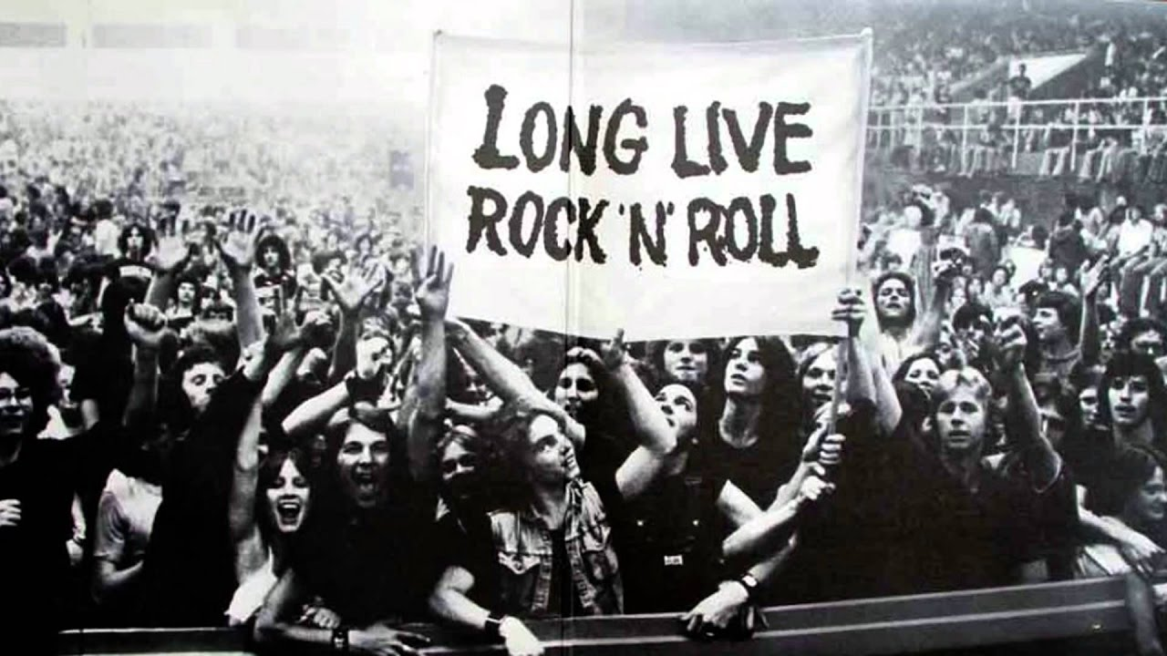 Long Live Rock 'n' Roll - Rainbow Collaboration Cover ...