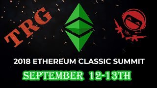 South Korea Trip - Ethereum Classic Summit