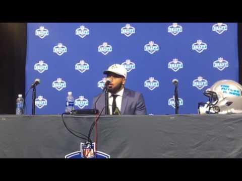 Marshon Lattimore New Orleans Saints 2017 NFL Draft Pick #NFLDraft